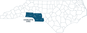 Charlotte AHEC serves eight nc counties
