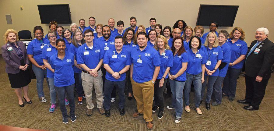 Charlotte AHEC staff