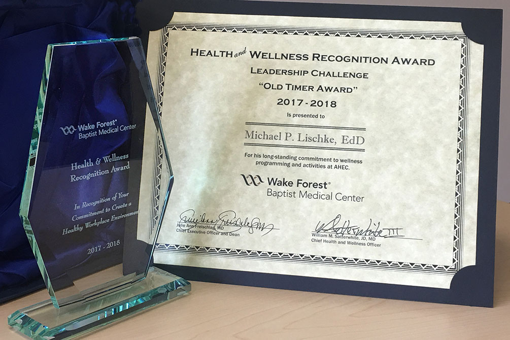 northwest ahec health and wellness award