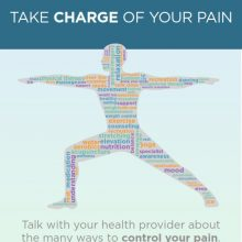 Image advertising the South East AHEC Reframe Pain campaign.